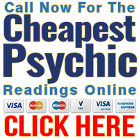 Cheap Psychic Credit Card Readings